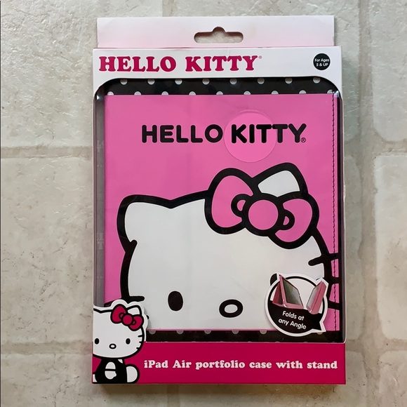 Hello Kitty IPad Air Case